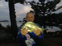 Barry Moores with Bream