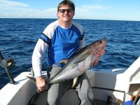 Brad Sutton with Yellowfin Tuna